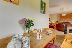 Buttercup Lodge - Breakfast table.jpg